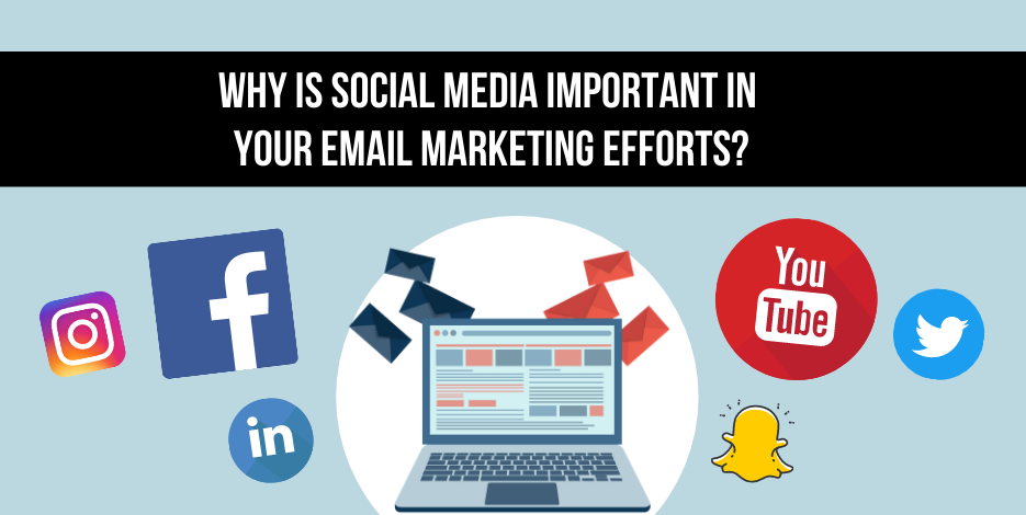Why is Social Media Important in your Email Marketing Efforts?